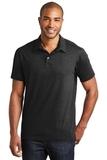 Meridian Cotton Blend Polo Black Thumbnail