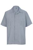 Men's Jr. Cord Service Shirt Navy Thumbnail