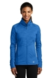 Women's OGIO ENDURANCE Sonar Full-Zip Electric Blue Heather Thumbnail