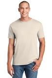 Softstyle Ring Spun Cotton T-shirt Natural Thumbnail