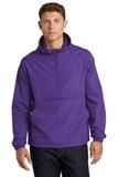 Packable Anorak Purple Thumbnail