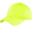 Port Company Six-panel Unstructured Twill Cap Neon Yellow Thumbnail