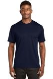 Dri-mesh Short Sleeve T-shirt Navy Thumbnail