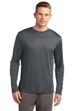 Competitor Long Sleeve Tee Iron Grey Thumbnail