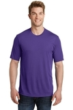 Sport-Tek PosiCharge Competitor Cotton Touch Tee Purple Thumbnail