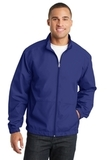 Essential Jacket Mediterranean Blue Thumbnail