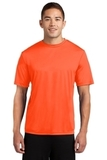 Competitor Tee Neon Orange Thumbnail