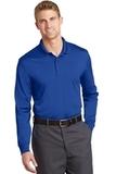 Select Snag-Proof Long Sleeve Polo Royal Thumbnail