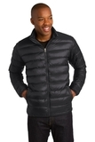 Puffy Down Jacket Black Thumbnail