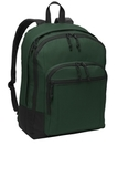 Basic Backpack Forest Green Thumbnail