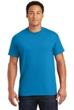 Ultra Blend 50/50 Cotton / Poly T-shirt Sapphire Thumbnail