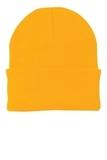 Knit Cap Athletic Gold Thumbnail