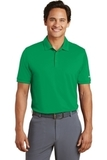 Nike Golf Dri-FIT Smooth Performance Modern Fit Polo Pine Green Thumbnail