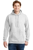 Ultimate Cotton Pullover Hooded Sweatshirt Ash Thumbnail
