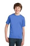 Youth Essential T-shirt Ultramarine Blue Thumbnail
