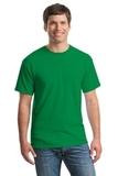Heavy Cotton 100 Cotton T-shirt Antique Irish Green Thumbnail