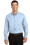SuperPro Twill Shirt Cloud Blue Thumbnail