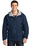 Team Jacket Bright Navy with Light Oxford Thumbnail