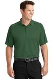 Dry Zone Performance Raglan Polo Shirt Forest Green Thumbnail