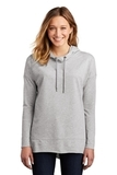 Women's Featherweight French Terry Hoodie Light Heather Grey Thumbnail