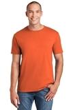 Softstyle Ring Spun Cotton T-shirt Orange Thumbnail