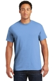 Ultra Blend 50/50 Cotton / Poly T-shirt Carolina Blue Thumbnail