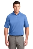 Dry Zone Ottoman Polo Shirt Blue Lake Thumbnail