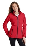 Women's Torrent Waterproof Jacket Engine Red Thumbnail
