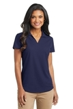 Women's Dry Zone Grid Polo True Navy Thumbnail