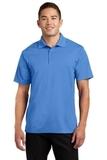 Micropique Performance Polo Shirt Blue Lake Thumbnail