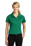 Women's Micropique Moisture Wicking Polo Shirt Kelly Green Thumbnail
