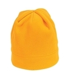 Stretch Fleece Beanie Athletic Gold Thumbnail