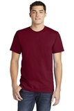 American Apparel Fine Jersey T-Shirt Cranberry Thumbnail