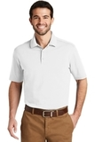 SuperPro Knit Polo White Thumbnail