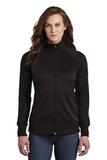 Women's The North Face Tech Full-Zip Fleece Jacket TNF Black Thumbnail
