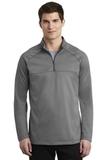 Nike Golf Therma-FIT 1/2-Zip Fleece Dark Grey Heather with Dark Grey Heather Thumbnail