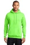 7.8-oz Pullover Hooded Sweatshirt Neon Green Thumbnail