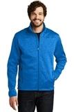 Eddie Bauer StormRepel Soft Shell Jacket Brilliant Blue Heather with Grey Thumbnail