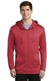 Nike Golf Therma-FIT Full-Zip Fleece Hoodie Gym Red Thumbnail