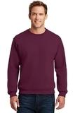 Super Sweats Crewneck Sweatshirt Maroon Thumbnail