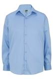Spread Collar Dress Shirt Blue Thumbnail