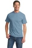 Tall Essential T-shirt Stonewashed Blue Thumbnail