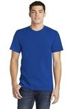 American Apparel Fine Jersey T-Shirt Royal Blue Thumbnail