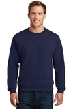 Super Sweats Crewneck Sweatshirt Navy Thumbnail