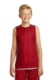 Reversible Sleeveless Tee True Red Thumbnail