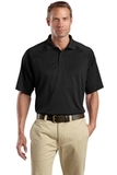 CornerStone Tall Select Snag-Proof Tactical Polo Black Thumbnail