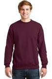 Comfortblend Crewneck Sweatshirt Maroon Thumbnail