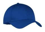6-panel Twill Cap Royal Thumbnail
