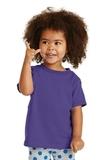 Toddler 5.4-oz 100 Cotton T-shirt Purple Thumbnail