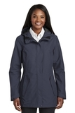Women's Collective Outer Shell Jacket River Blue Navy Thumbnail